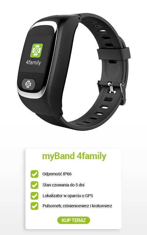 myBand 4family